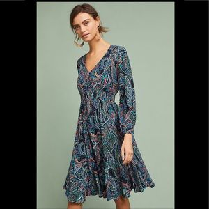 ‼️NWT Anthropologie Maplewood Dress S‼️